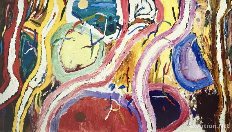 吉莲艾尔斯   天津美术网讯 2018年9月13日,英国著名抽象艺术家吉莲艾尔斯(1930-2018)同名展吉莲艾尔斯在798艺术区偏锋新艺术空间开幕,并且此次展览为吉莲艾尔斯亚洲的首次画廊个展。吉莲艾 尔斯因其抽象绘画和版画中丰富强烈的色彩而著称,1989 年获特纳奖提名,是世界最重要的女性抽象艺术 家之一。2017年曾在中国中央美术学院美术馆举办了大型展览。   这几年来我们一直在深入的学习西方抽象艺术,象吉莲艾尔斯这样用生命去表达艺术的艺术家在全世界范围,也不是很多的。并且她非常真