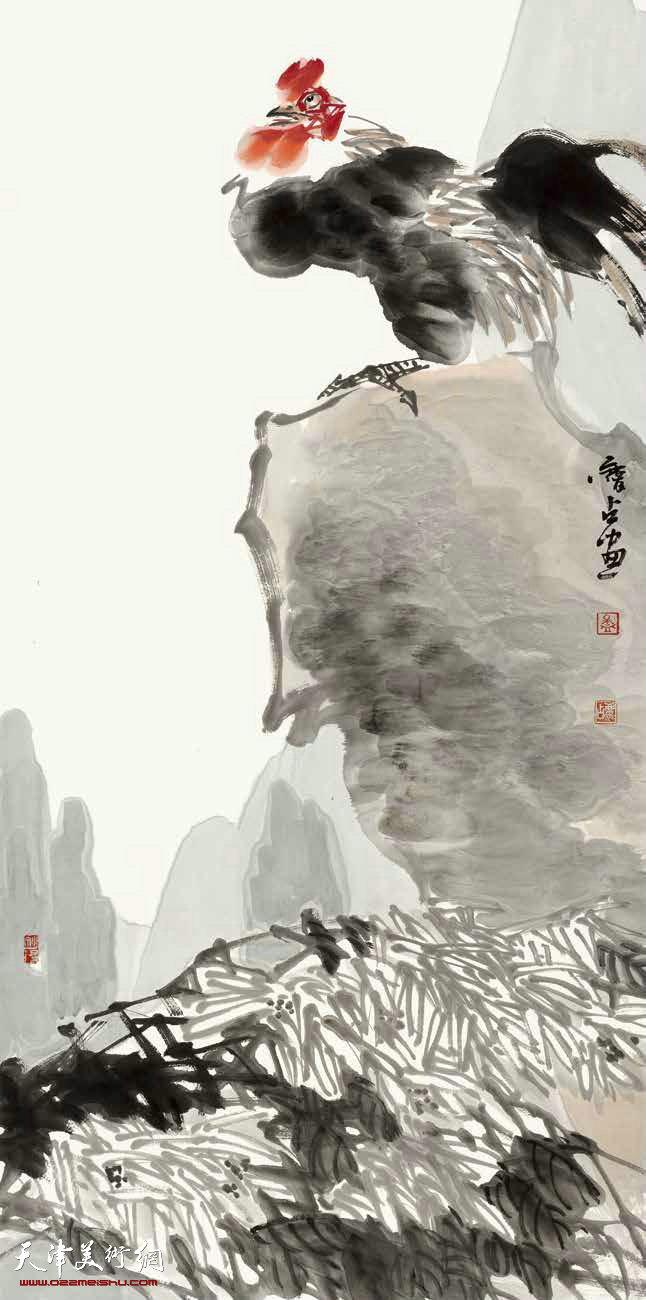 孟庆占作品