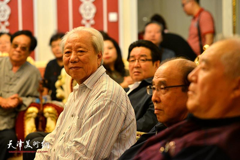 纪念国画大师刘继卣先生诞辰100周年研讨会现场。