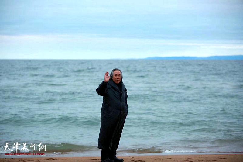 霍春阳教授在俄罗斯沃罗涅日。