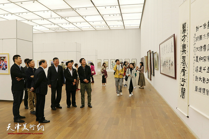 津和情-大美和田美术书法摄影展