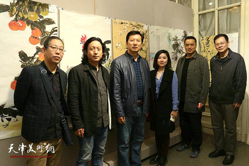 天津市对口扶贫公益慈善书画展暨爱心捐赠活动