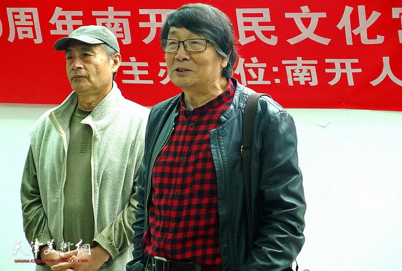 王书平、张胜在开幕仪式上分别致辞。