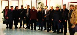 文艺筑梦-河西区文联活动展示在区文化中心举行