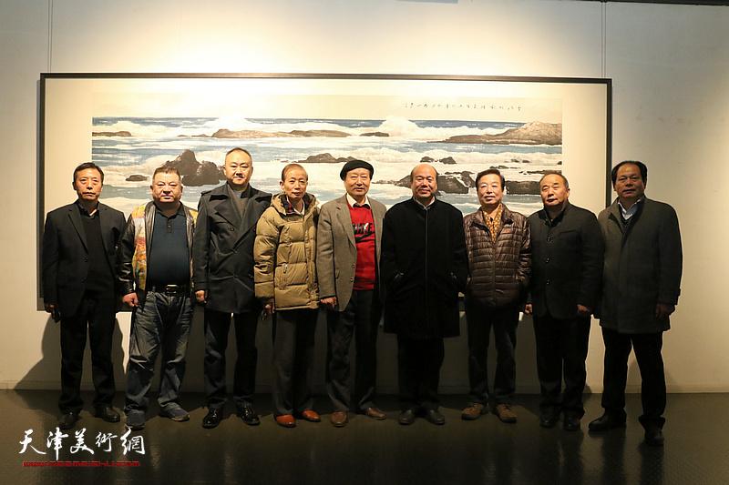 白庚延艺术作品展