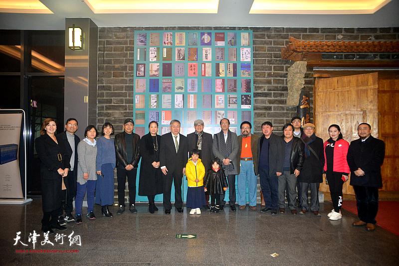 李庚、王海昆、姜宝林、高振、李耀春、何东、赵德昌、尹冰等在活动现场。