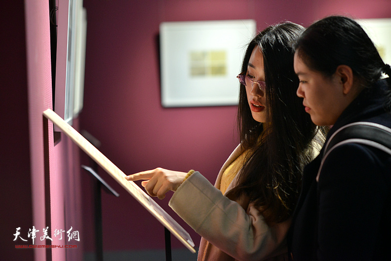 《芥子园画传图释》新书发布会暨学术研讨会、成书与流变展现场。