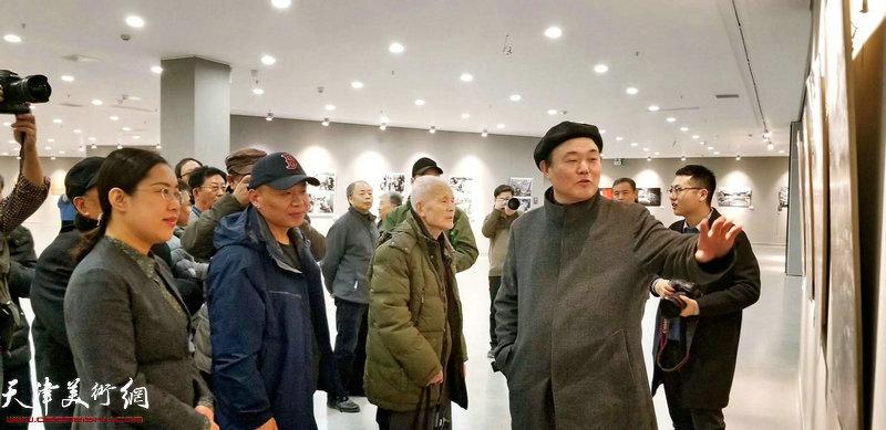 庆祝改革开放40周年天津-东丽·河南-商丘两地摄影展