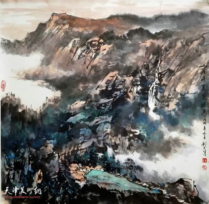 杨利民作品