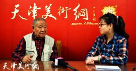 著名画家张锡武:张派牡丹已有第四代传人可喜可贺
