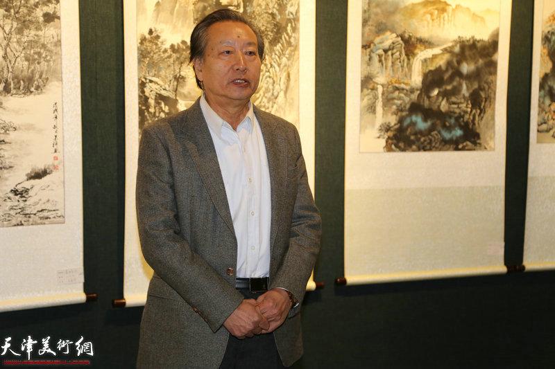 画院执行院长刘家城讲话