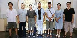 水墨至善―郑伟水墨作品巡展在徐州雁南艺术馆开幕