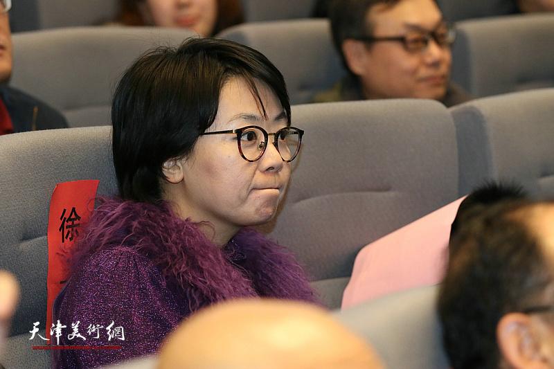 南开艺术校友会成立 赵均石恺任会长