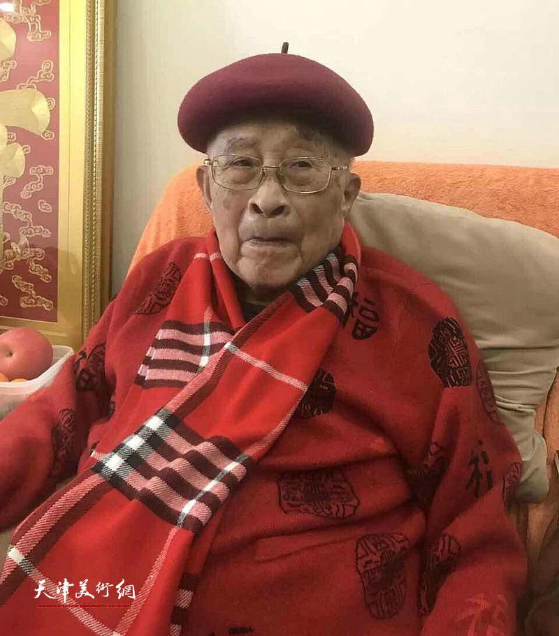 当代书画一代宗工孙其峰先生百岁开一寿诞庆典