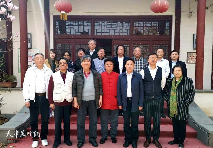 天津、兴隆书画协作、文化交流座谈会在津召开