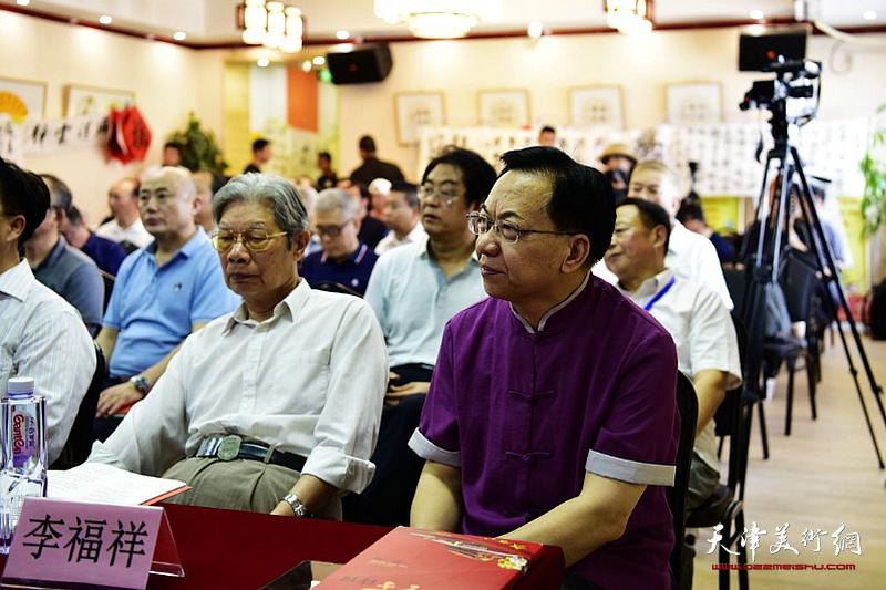 野草诗社己亥端午雅集暨《万福万寿万诗万联颂祖国》首发仪式在京举行。