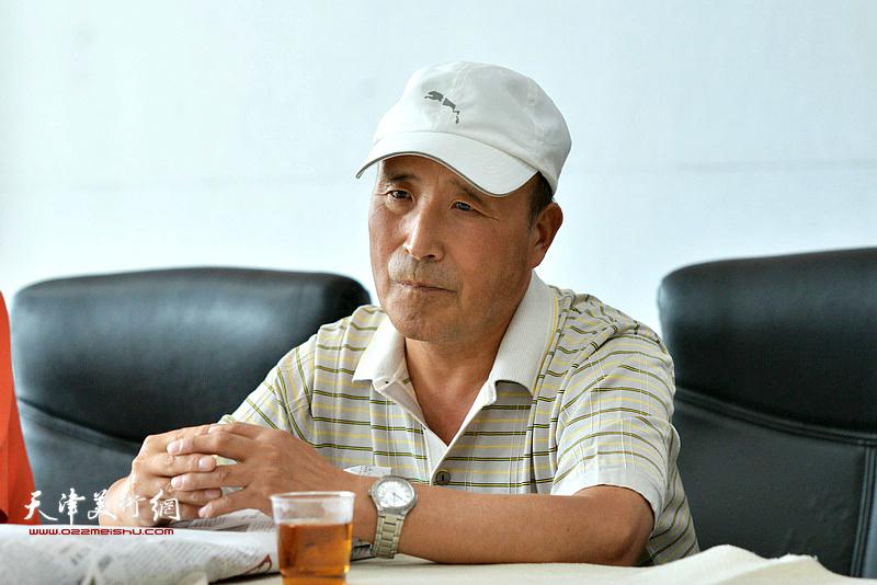 郭永元先生弟子陈向立。