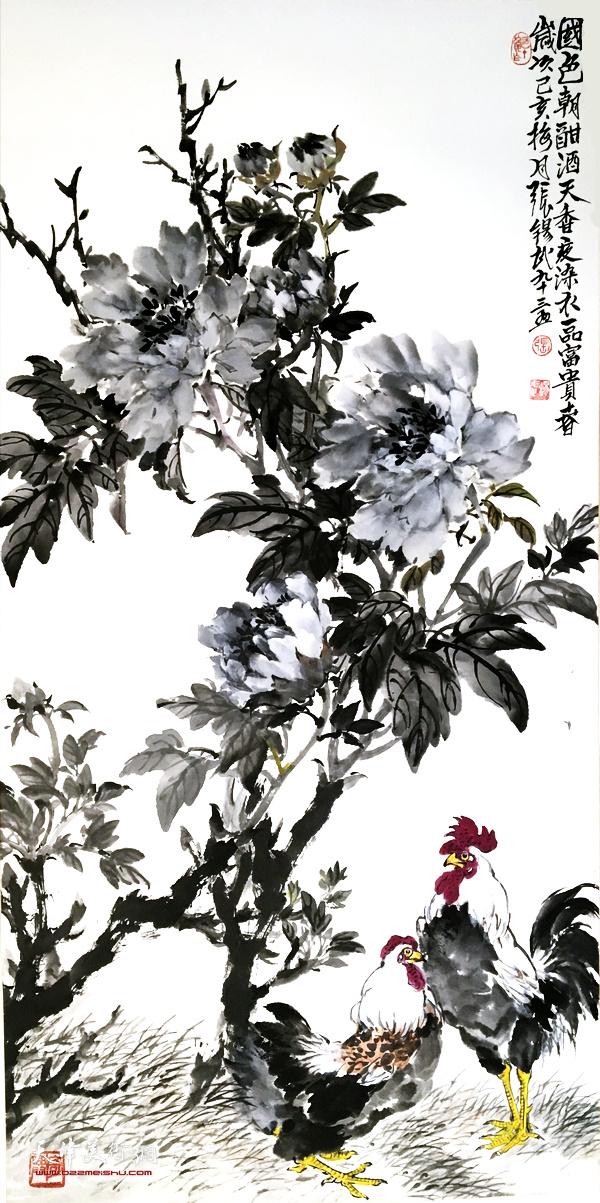 张锡武先生作品