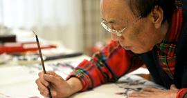 著名画家张学强:生动的气韵源于艺术家内心