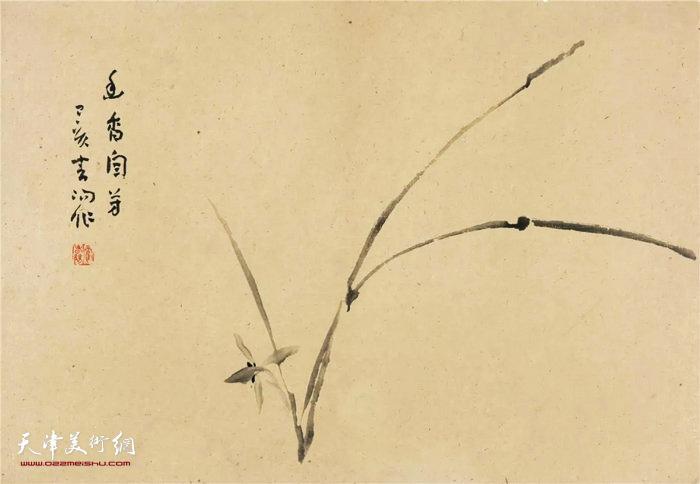 霍春阳精品:幽香自芳