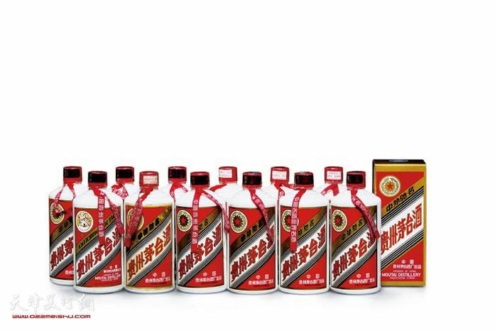 1999年茅台酒12瓶