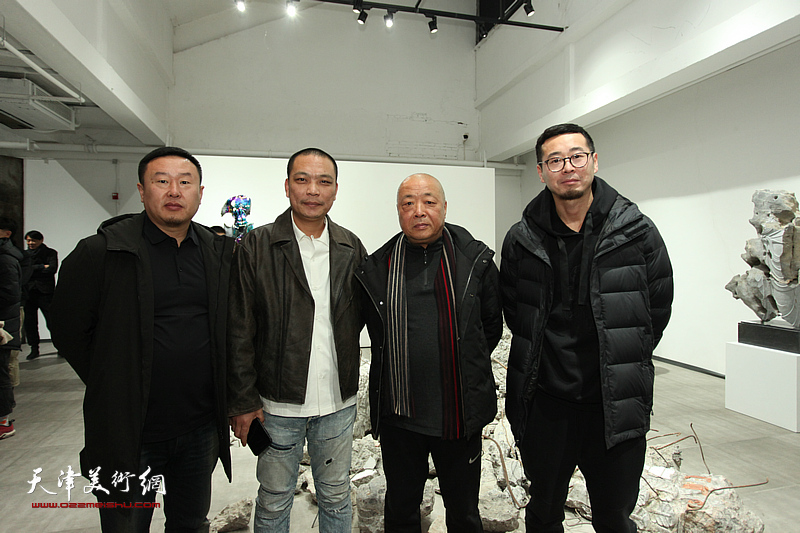 拼合的信仰-刘军作品展