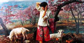 中国未来油画院高建章、王立宪、齐宝成作品