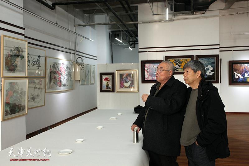 鹤艺轩美术馆在河东区阳光星期八乐园举办开馆首展
