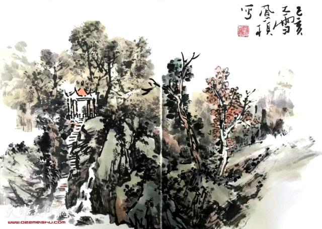刘凤棋作品