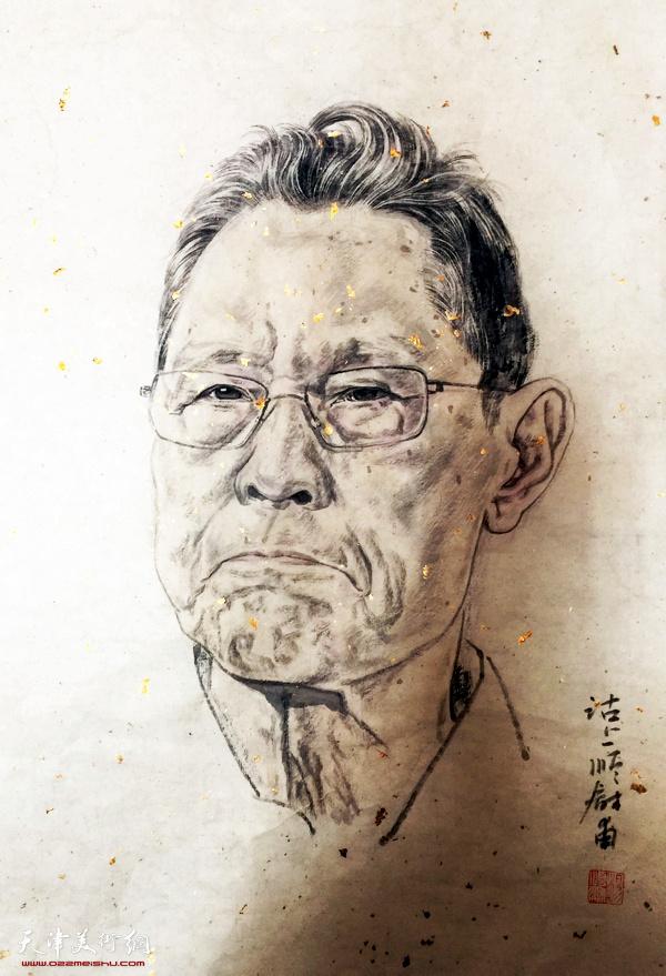 名称:不负重托、不辱使命——钟南山 作者:杨顺和