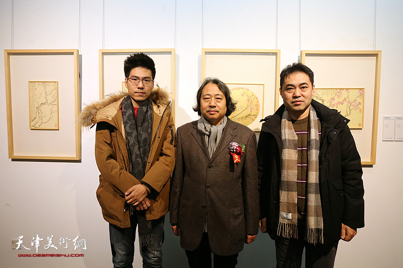 群峰竞秀——当代中国画名家学术邀请展