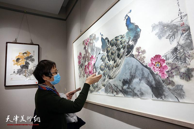 海韵文心——陈之海马孟杰书画作品展