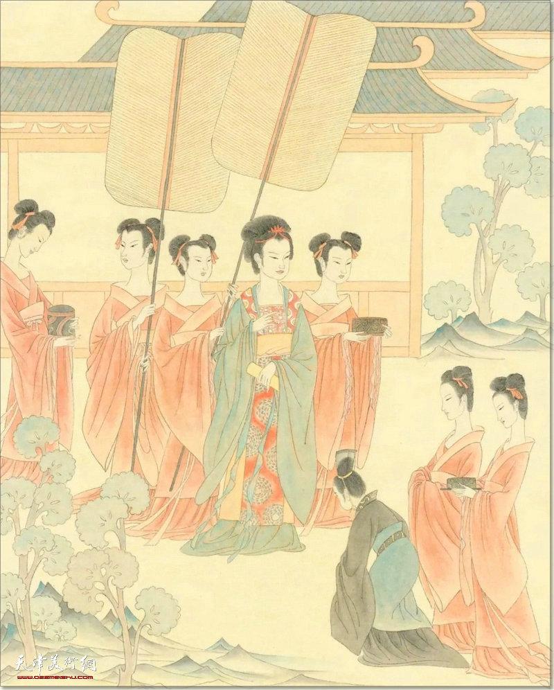 学习用典--中国优秀经典故事全国连环画作品展