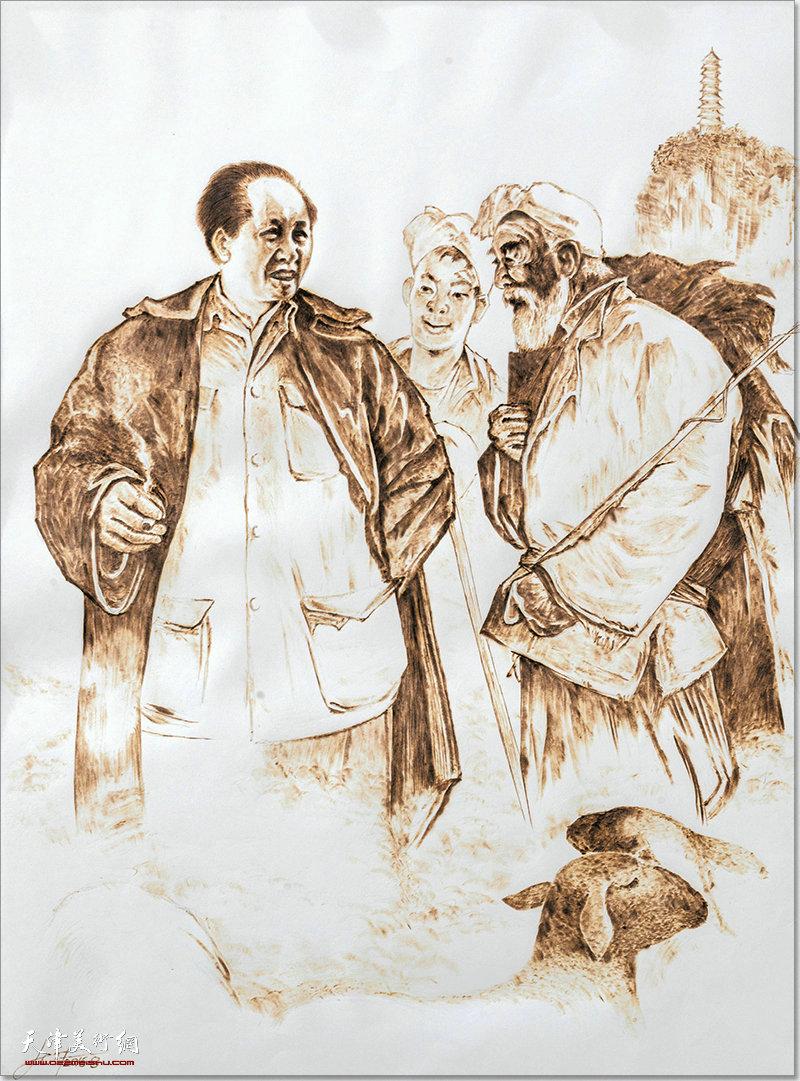 韩湘作品:父老乡亲