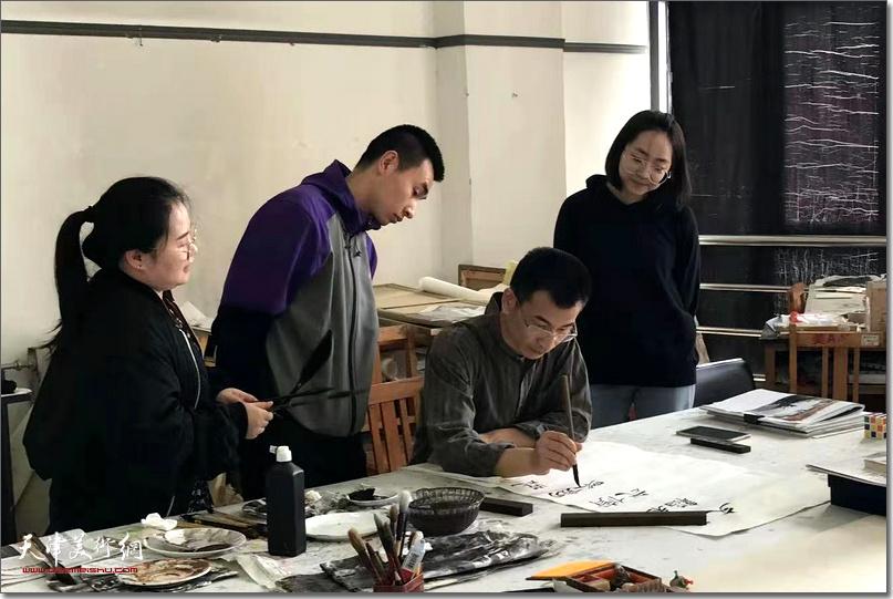 姜金军教授研究生教学