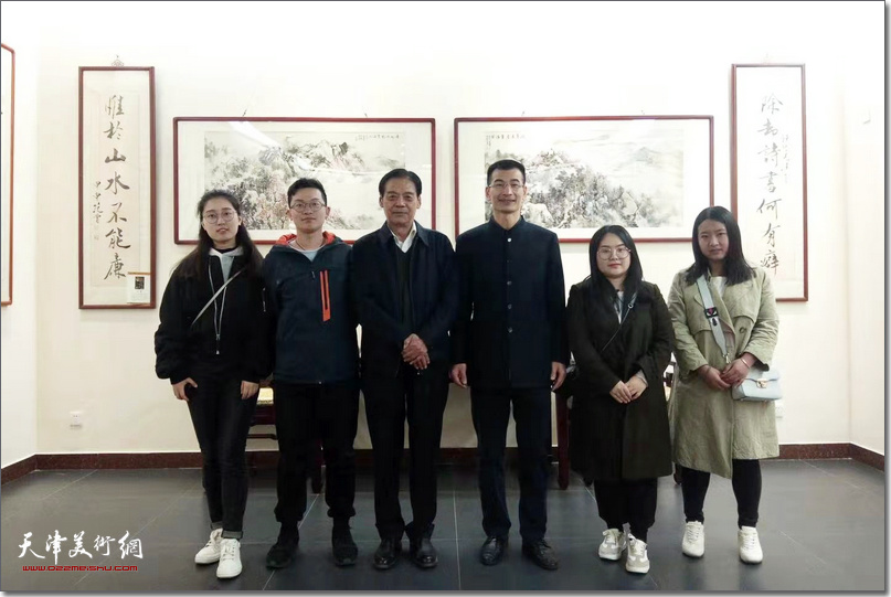 姜金军教授研究生教学现场观摩