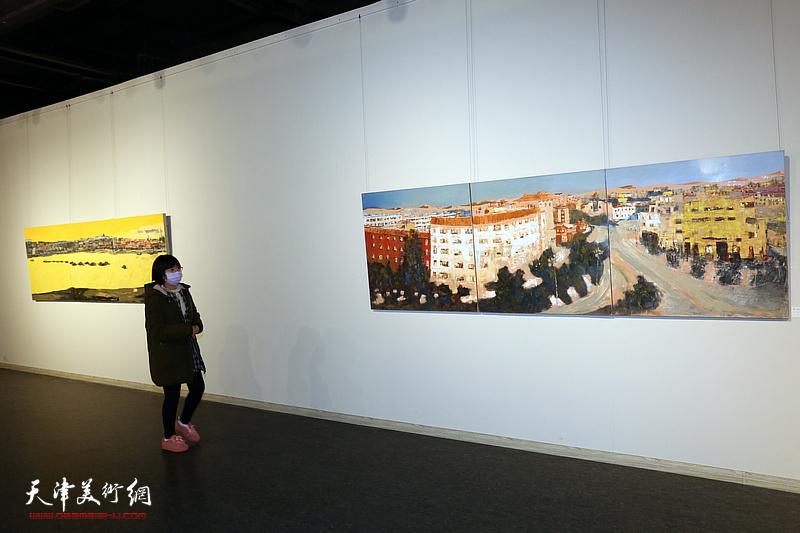 肖爱华油画艺术展