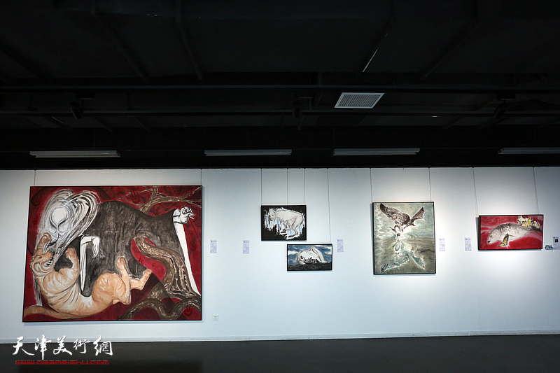 天津美术学院2021届毕业生作品展