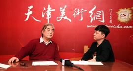 著名书画家陈连羲:新古典书法融合了绘画与色彩
