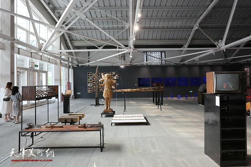 渡通——2021天津美术学院毕业生作品邀请展