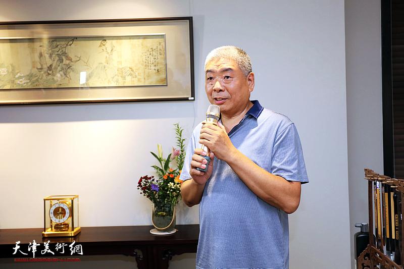无上清凉——画家王建涛作品展