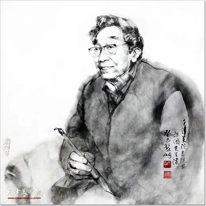 陈因百年回顾展