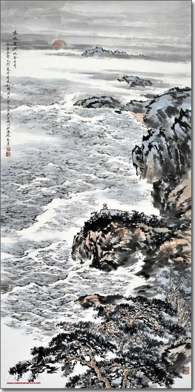 杨惠东作品:崇武古城